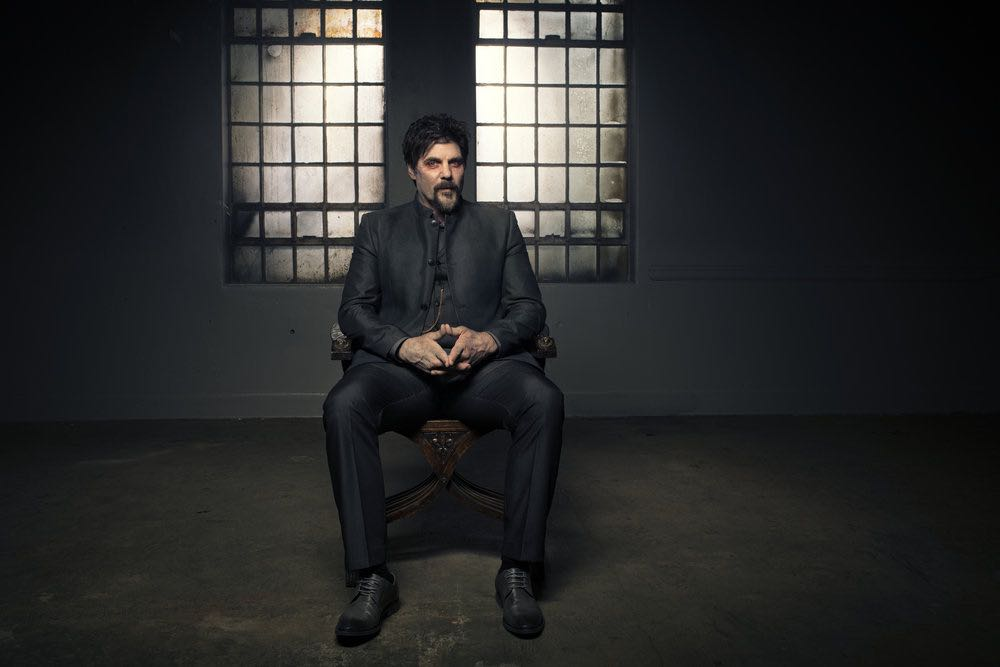VAN HELSING -- Season:1 -- Pictured: Paul Johansson as Dmitri -- (Photo by: Brendan Meadows/HELSING S1 PRODUCTIONS/Syfy)