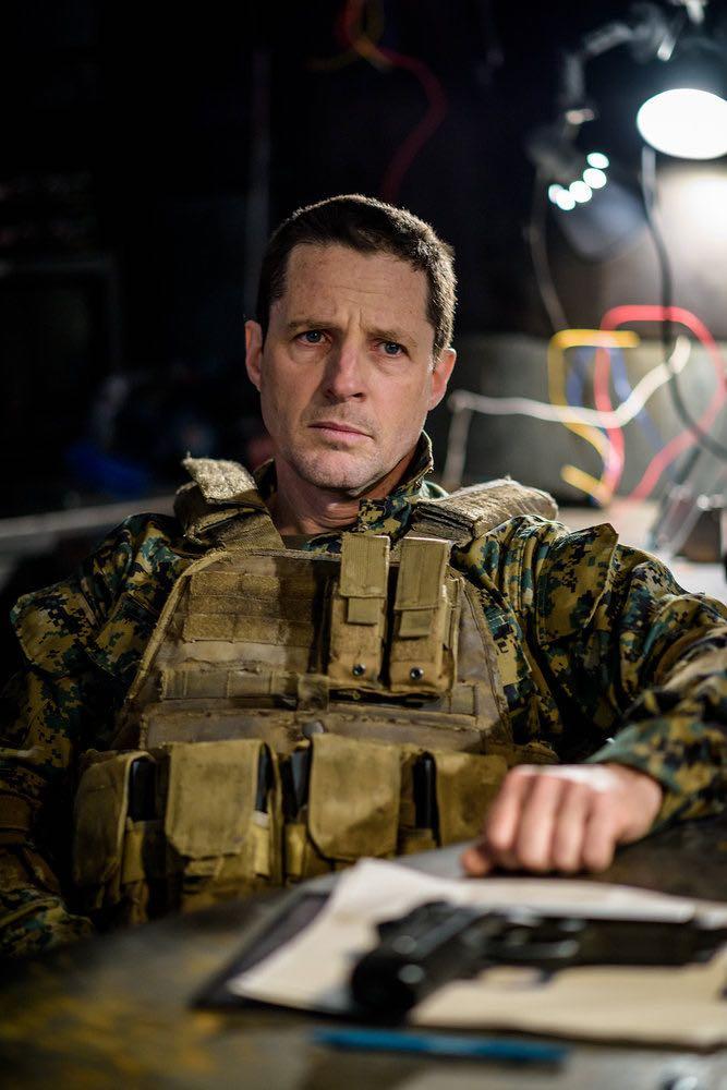 "VAN HELSING -- ""Help Me"" Episode 101 -- Pictured: Tim Guinee as Ted -- (Photo by: Dan Power/Helsing S1 Productions/Syfy)"