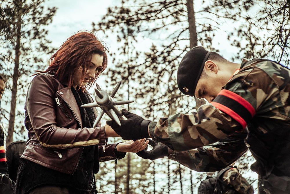 "Z NATION -- ""A New Mission"" Episode 303 -- Pictured: Anastasia Baranova as Addy -- (Photo by: Daniel Sawyer Schaefer/Go2 Z/Syfy)"