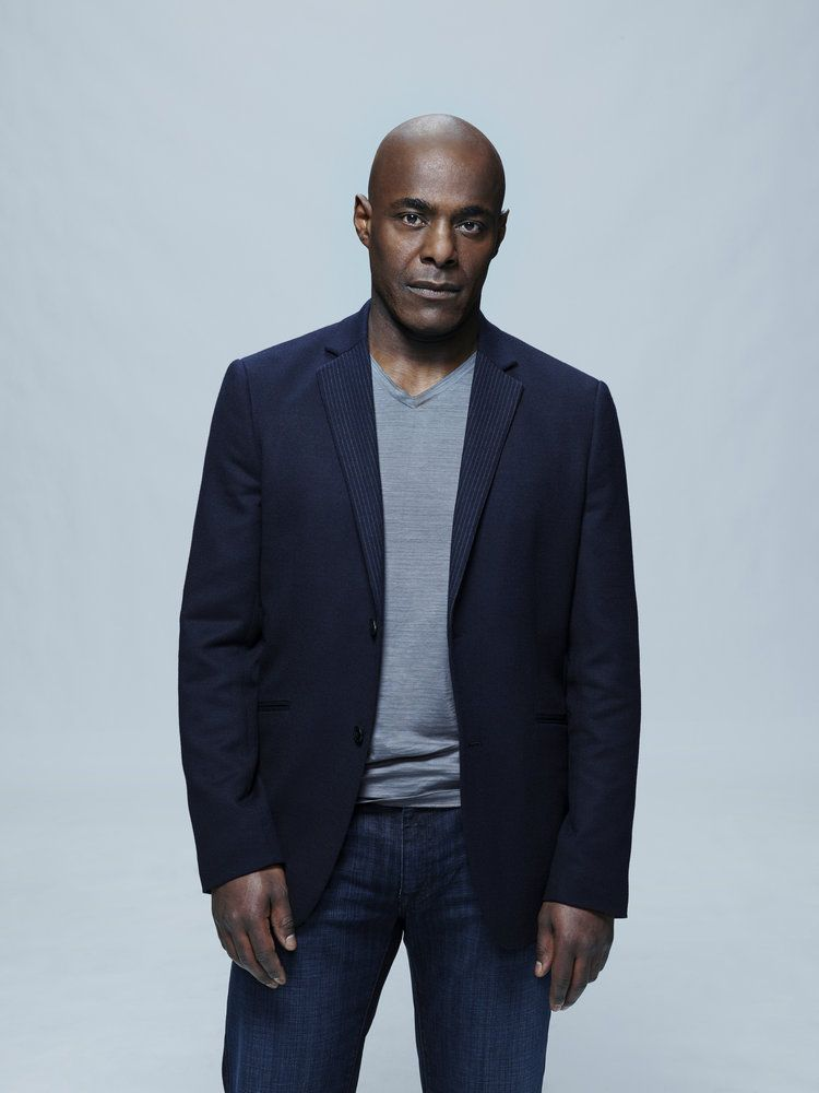 TIMELESS - Pictured: Paterson Joseph as Connor Mason