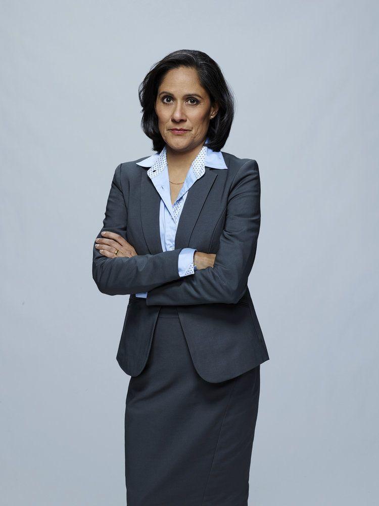 TIMELESS - Pictured: Sakina Jaffrey as Agent Denise Christopher
