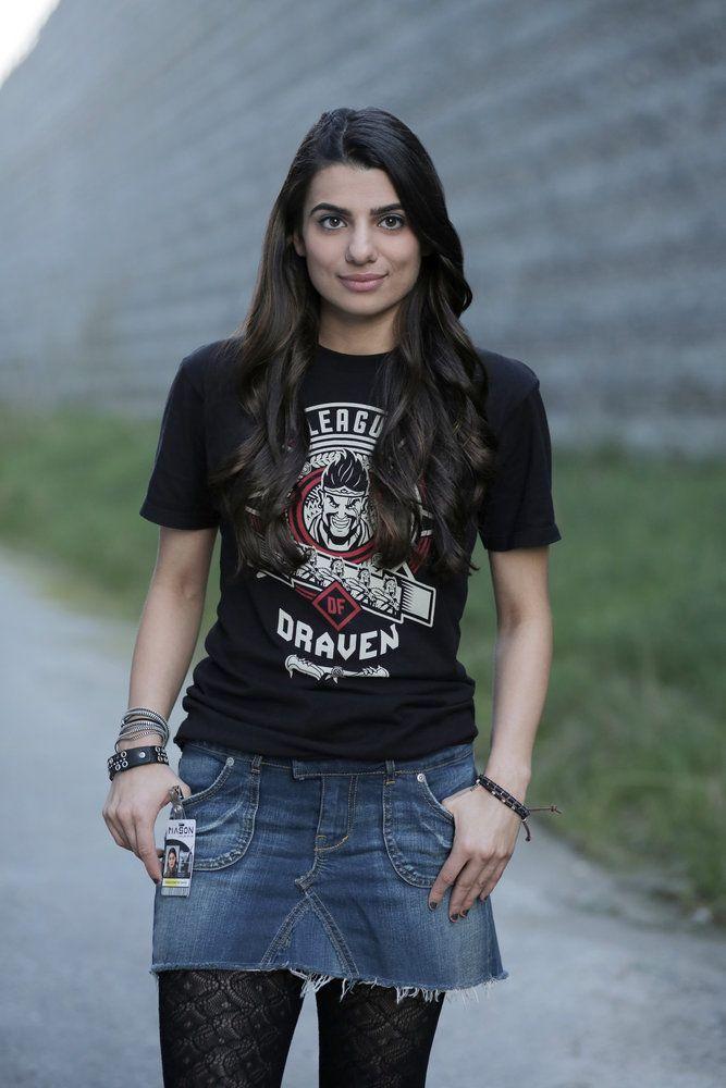 TIMELESS - Claudia Doumit as Jiya
