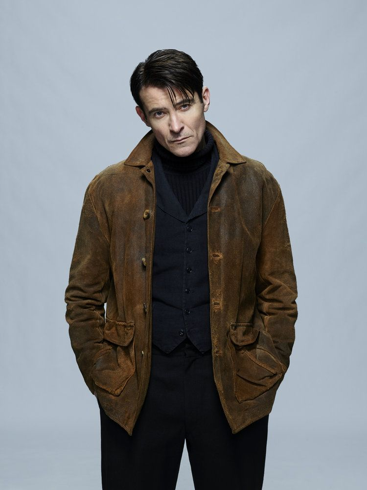 Timeless - Goran Visnjic as Garcia Flynn