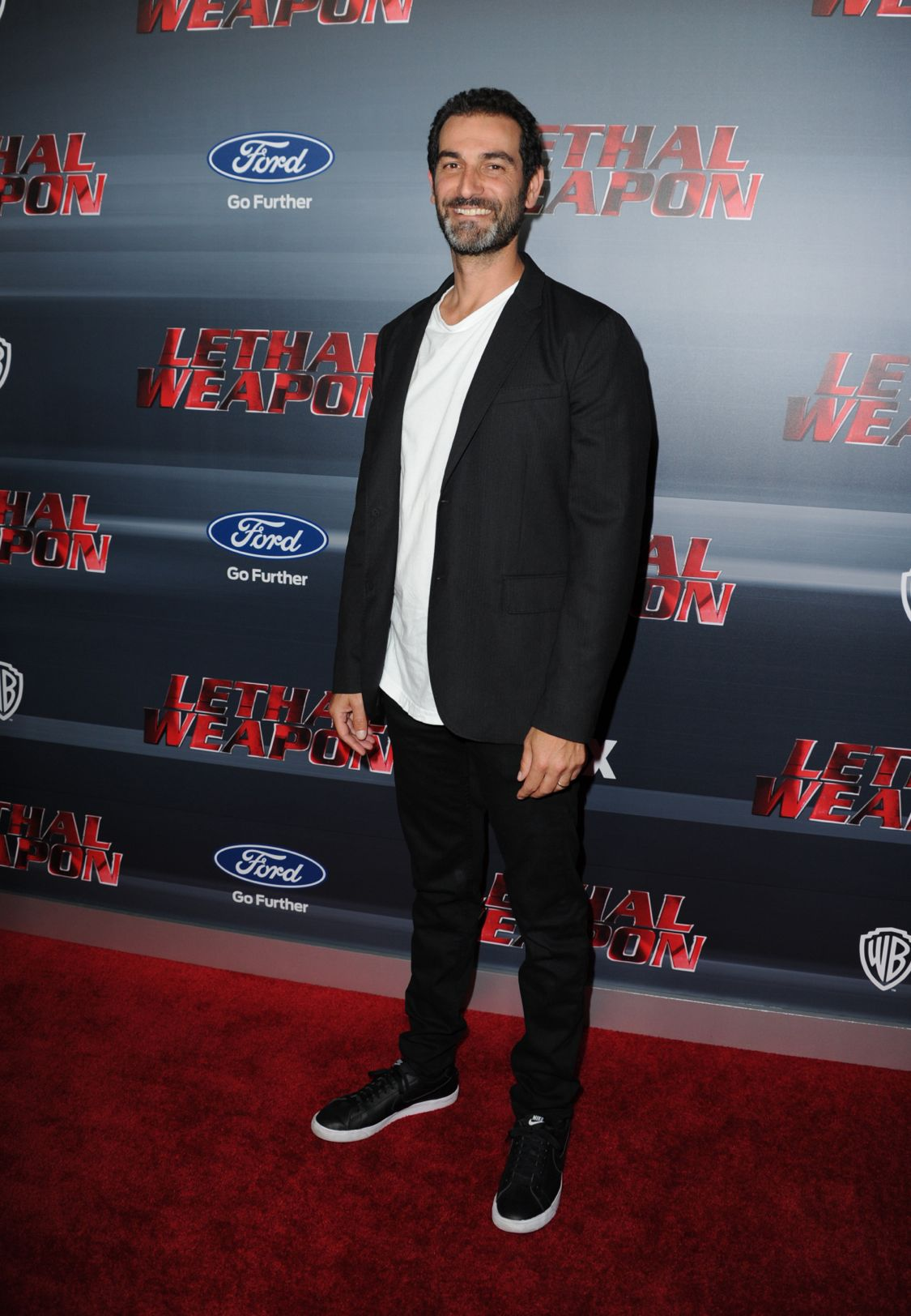 LETHAL WEAPON: Executive Producer Matt Miller celebrates the LETHAL WEAPON premiere party at NeueHouse Hollywood on Monday, Sept. 12, in Los Angeles, CA, sponsored by Ford. LETHAL WEAPON premieres Wednesday, Sept. 21 (8:00-9:00 PM ET/PT) on FOX. ©2016 Fox Broadcasting Co. CR: Frank Micelotta/FOX