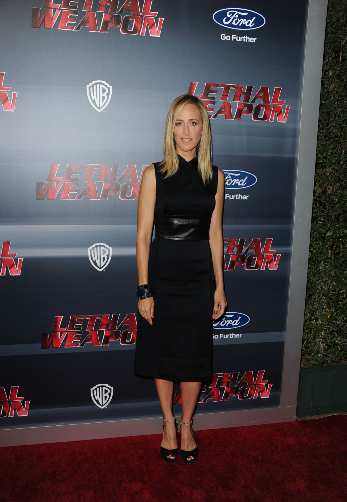 LETHAL WEAPON: Kim Raver celebrates the LETHAL WEAPON premiere party at NeueHouse Hollywood on Monday, Sept. 12, in Los Angeles, CA, sponsored by Ford. LETHAL WEAPON premieres Wednesday, Sept. 21 (8:00-9:00 PM ET/PT) on FOX. ©2016 Fox Broadcasting Co. CR: Frank Micelotta/FOX