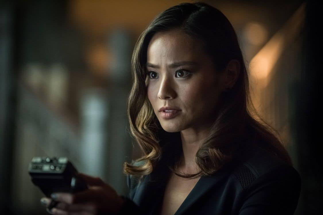"""GOTHAM: Guest star Jamie Chung in the """"Mad City: Better to Reign in Hell…"""" season premiere episode of GOTHAM airing airing Monday, Sept. 19 (8:00-9:01 PM ET/PT) on FOX. ©2015 Fox Broadcasting Co. Cr: Jeff Neumann/FOX."""