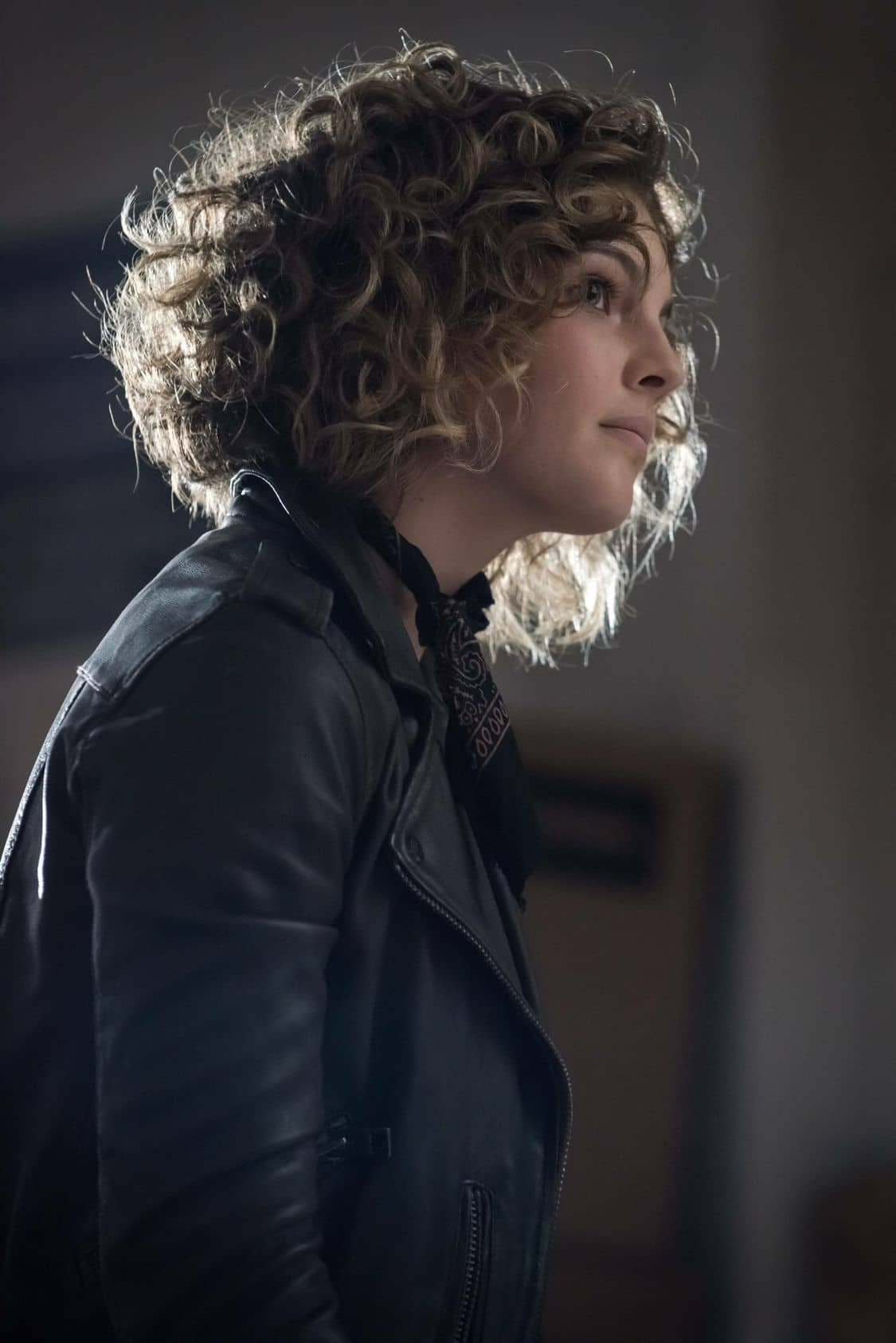 """GOTHAM: Camren Bicondova in the """"Mad City: Better to Reign in Hell…"""" season premiere episode of GOTHAM airing airing Monday, Sept. 19 (8:00-9:01 PM ET/PT) on FOX. ©2015 Fox Broadcasting Co. Cr: Jeff Neumann/FOX."""