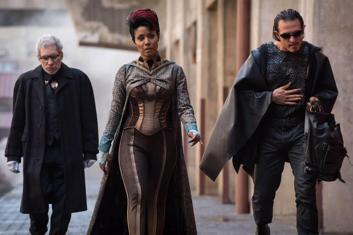 """GOTHAM: Guest star Jada Pinkett Smith in the """"Mad City: Better to Reign in Hell…"""" season premiere episode of GOTHAM airing airing Monday, Sept. 19 (8:00-9:01 PM ET/PT) on FOX. ©2015 Fox Broadcasting Co. Cr: Jeff Neumann/FOX."""