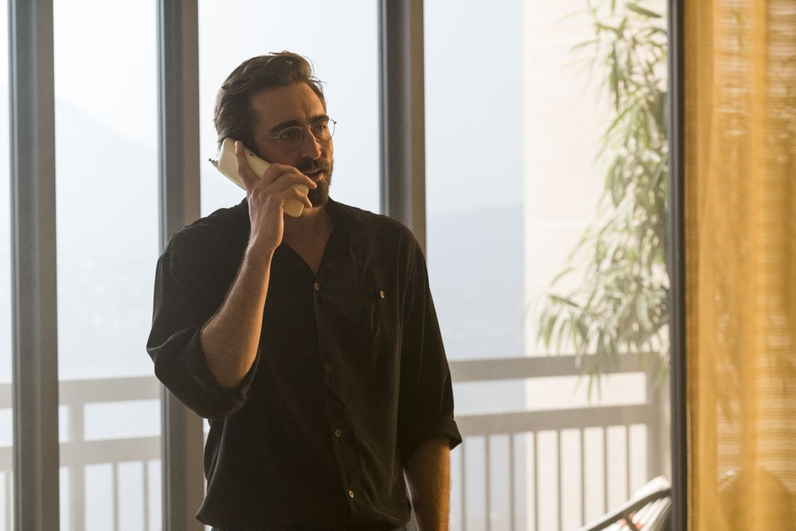Lee Pace as Joe MacMillan - Halt and Catch Fire _ Season 3, Episode 6  - Photo Credit: Tina Rowden/AMC