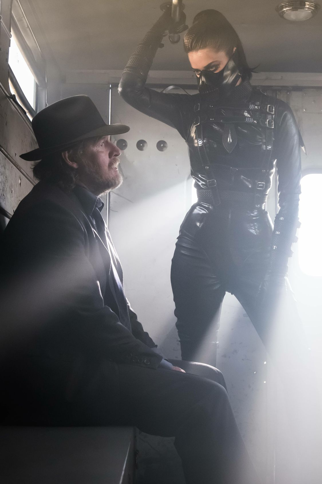 """GOTHAM: Donal Logue in the """"Mad City: Burn The Witch"""" episode of GOTHAM airing airing Monday, Sept. 26 (8:00-9:01 PM ET/PT) on FOX.  ©2016 Fox Broadcasting Co. Cr: Jeff Neumann/FOX."""