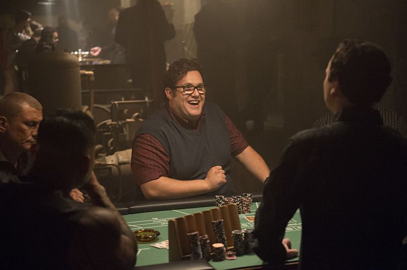"""""""Civil War"""" -- Team Scorpion must put aside their personal and romantic predicaments when anonymous hackers with unknown motives take control of U.S. military aircraft and warships and point weapons at American cities, on the special two-hour third season premiere of SCORPION, Monday, Oct. 3 (9:00-10:00, ET/PT), on the CBS Television Network. Pictured: Ari Stidham (Sylvester Dodd). Photo: Neil Jacobs/CBS ©2016 CBS Broadcasting, Inc. All Rights Reserved"""