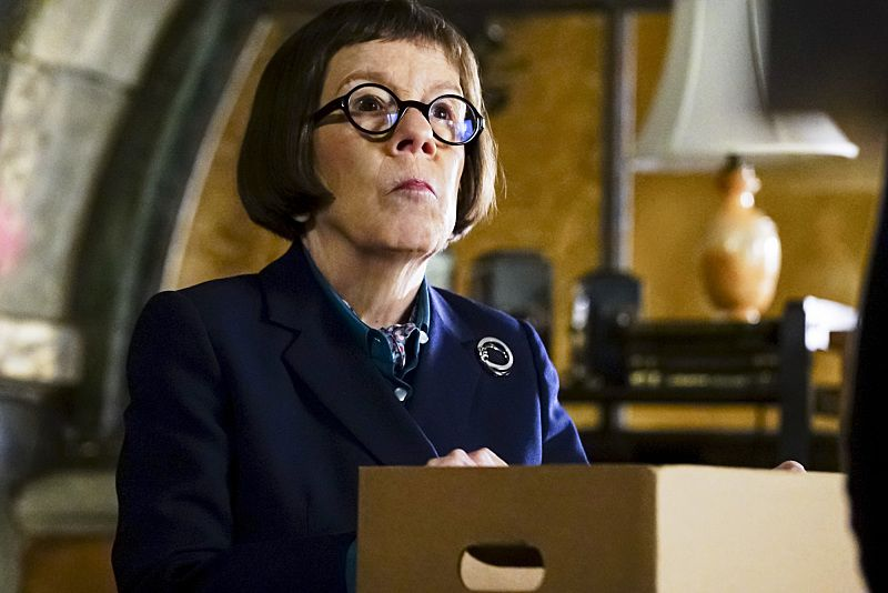 """High-Value Target"" and ""Belly of the Beast"" -- Pictured: Linda Hunt (Henrietta ""Hetty"" Lange). After NCIS fails to locate a mole in the department, Under Secretary of Defense Corbin Duggan (Jackson Hurst) insists on new leadership and takes over the Los Angeles unit from Hetty and Granger. Also, the team travels to Syria to apprehend a High Value Target where one team member is severely injured when the mission goes awry, on the special two hour eighth season premiere of NCIS: LOS ANGELES, Sunday, Sept. 25 (8:30-10:30 PM, ET/8:00-10:00 PM, PT), on the CBS Television Network. Photo: Richard Cartwright/CBS ©2016 CBS Broadcasting, Inc. All Rights Reserved."