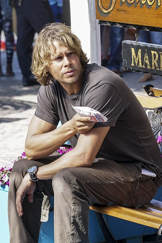 """High-Value Target"" and ""Belly of the Beast"" -- Pictured: Eric Christian Olsen (LAPD Liaison Marty Deeks). After NCIS fails to locate a mole in the department, Under Secretary of Defense Corbin Duggan (Jackson Hurst) insists on new leadership and takes over the Los Angeles unit from Hetty and Granger. Also, the team travels to Syria to apprehend a High Value Target where one team member is severely injured when the mission goes awry, on the special two hour eighth season premiere of NCIS: LOS ANGELES, Sunday, Sept. 25 (8:30-10:30 PM, ET/8:00-10:00 PM, PT), on the CBS Television Network. Photo: Monty Brinton/CBS ©2016 CBS Broadcasting, Inc. All Rights Reserved."
