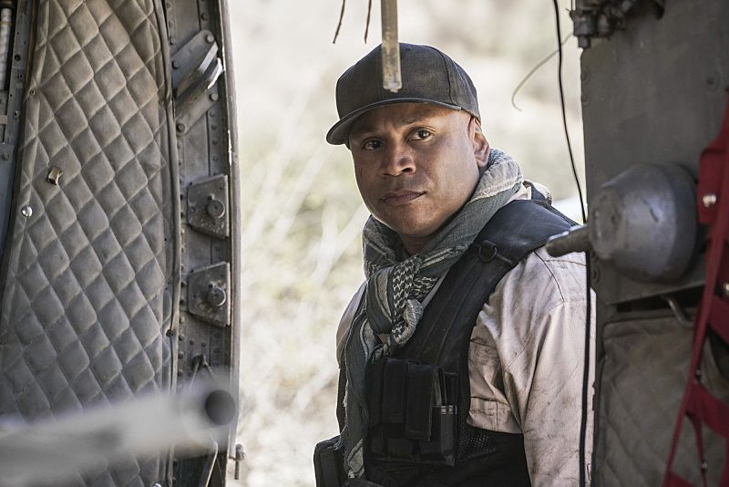 """High-Value Target"" and ""Belly of the Beast"" -- Pictured: LL COOL J (Special Agent Sam Hanna). After NCIS fails to locate a mole in the department, Under Secretary of Defense Corbin Duggan (Jackson Hurst) insists on new leadership and takes over the Los Angeles unit from Hetty and Granger. Also, the team travels to Syria to apprehend a High Value Target where one team member is severely injured when the mission goes awry, on the special two hour eighth season premiere of NCIS: LOS ANGELES, Sunday, Sept. 25 (8:30-10:30 PM, ET/8:00-10:00 PM, PT), on the CBS Television Network. Photo: Michael Desmond/CBS ©2016 CBS Broadcasting, Inc. All Rights Reserved."
