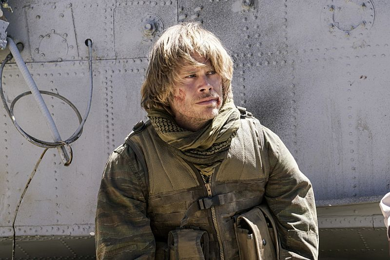 """High-Value Target"" and ""Belly of the Beast"" -- Pictured: Eric Christian Olsen (LAPD Liaison Marty Deeks). After NCIS fails to locate a mole in the department, Under Secretary of Defense Corbin Duggan (Jackson Hurst) insists on new leadership and takes over the Los Angeles unit from Hetty and Granger. Also, the team travels to Syria to apprehend a High Value Target where one team member is severely injured when the mission goes awry, on the special two hour eighth season premiere of NCIS: LOS ANGELES, Sunday, Sept. 25 (8:30-10:30 PM, ET/8:00-10:00 PM, PT), on the CBS Television Network. Photo: Michael Desmond/CBS ©2016 CBS Broadcasting, Inc. All Rights Reserved."