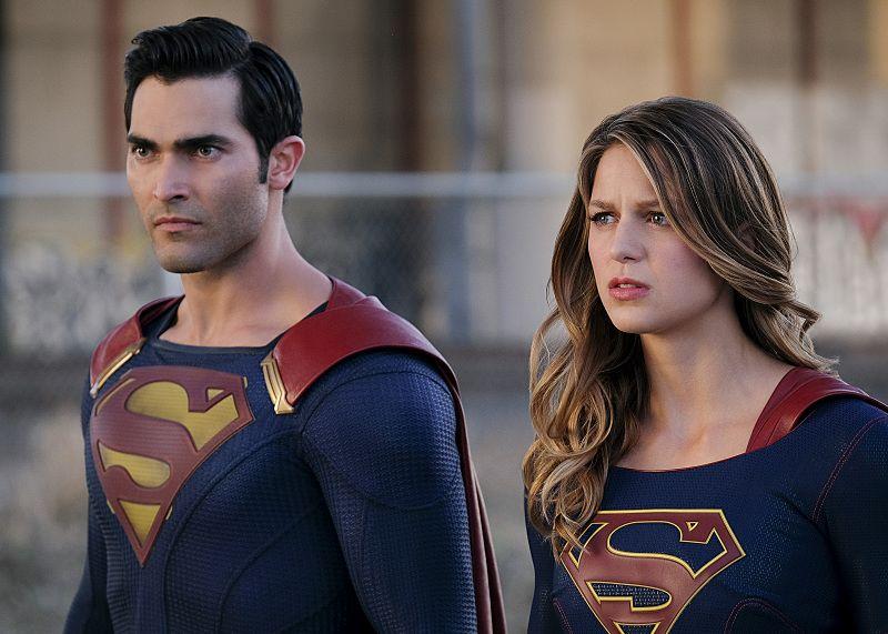 SUPERGIRL Season 2 Episode 2 Photos The Last Children of Krypton 18