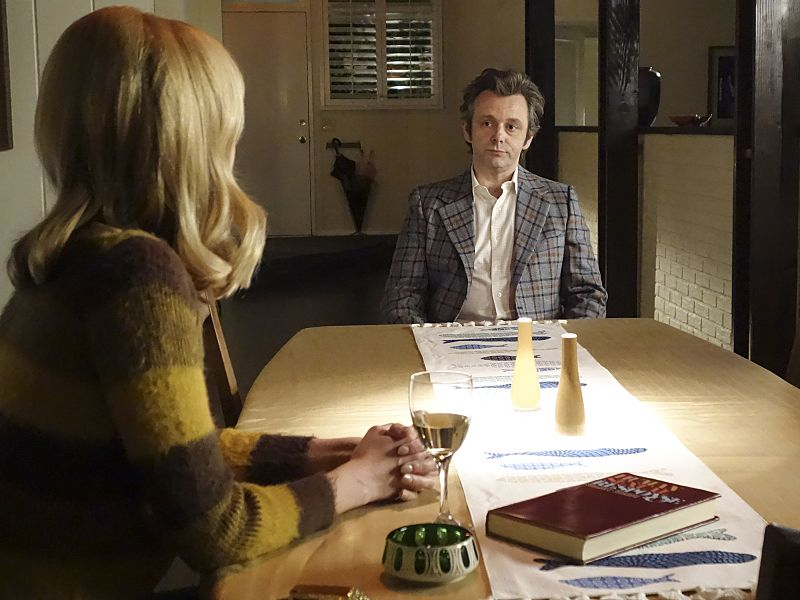 Michael Sheen as Dr. William Masters in Masters of Sex (season 4, episode 2) - Photo: Warren Feldman/SHOWTIME - Photo ID: MastersofSex_402_0872