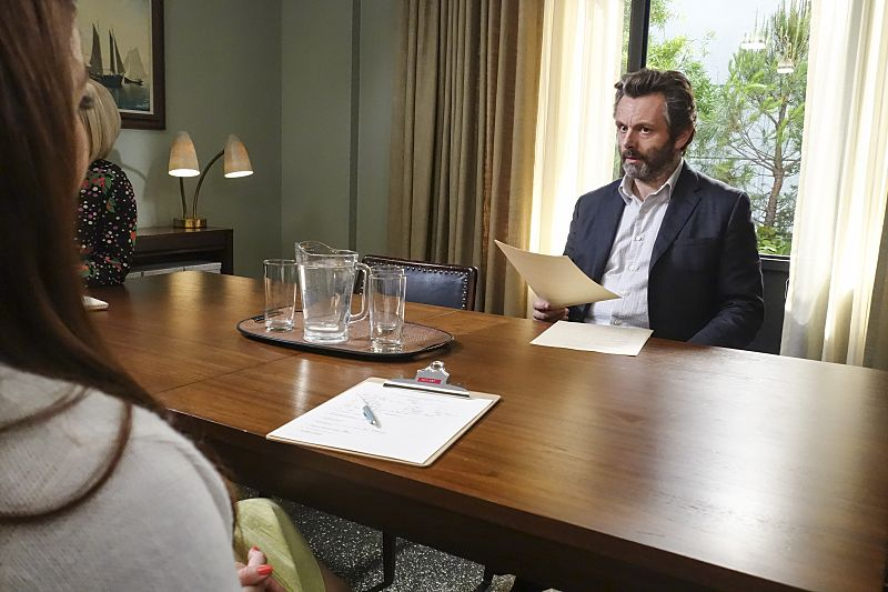 Michael Sheen as Dr. William Masters in Masters of Sex (season 4, episode 1) - Photo: Warren Feldman/SHOWTIME - Photo ID: MastersofSex_401_0271