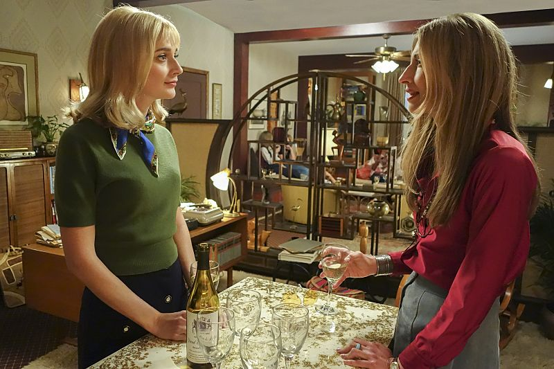 Caitlin Fitzgerald as Libby Masters in Masters of Sex (season 4, episode 1) - Photo: Warren Feldman/SHOWTIME - Photo ID: MastersofSex_401_0057