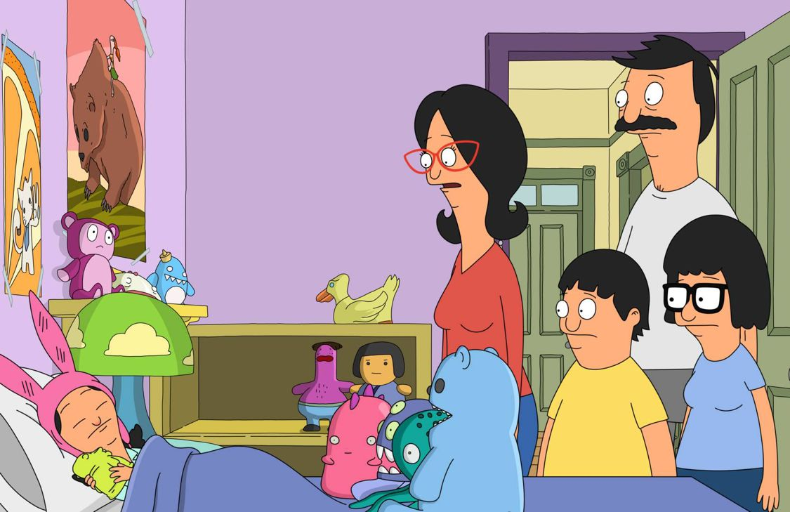 BOBS BURGERS Season 7 Episode 1 Photos Flu ouise 1