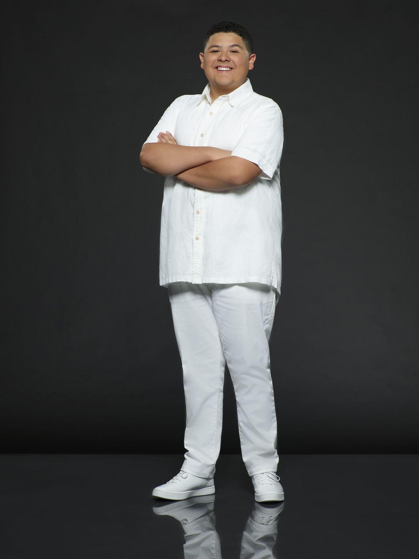 "MODERN FAMILY - ABC's ""Modern Family"" stars Rico Rodriguez as Manny Delgado. (ABC/Bob D'Amico)"