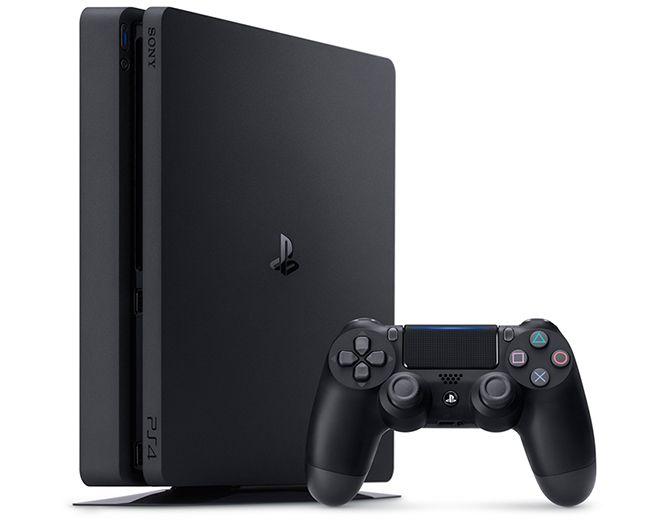 PS4 Slim Playstation 2016