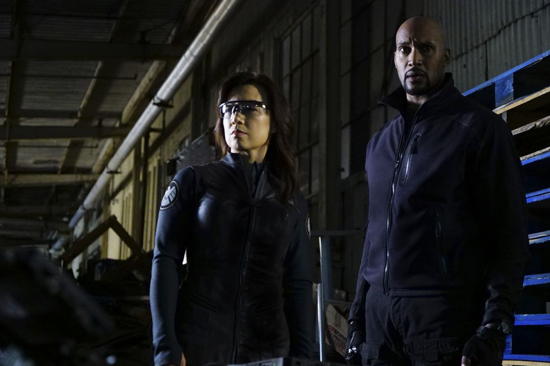 AGENTS OF S.H.I.E.L.D. Season 4 Episode 1 Photos The Ghost 3