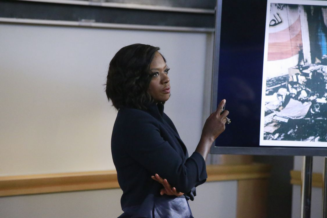 HOW TO GET AWAY WITH MURDER Season 3 Episode 1 Photos Were Good People Now 19