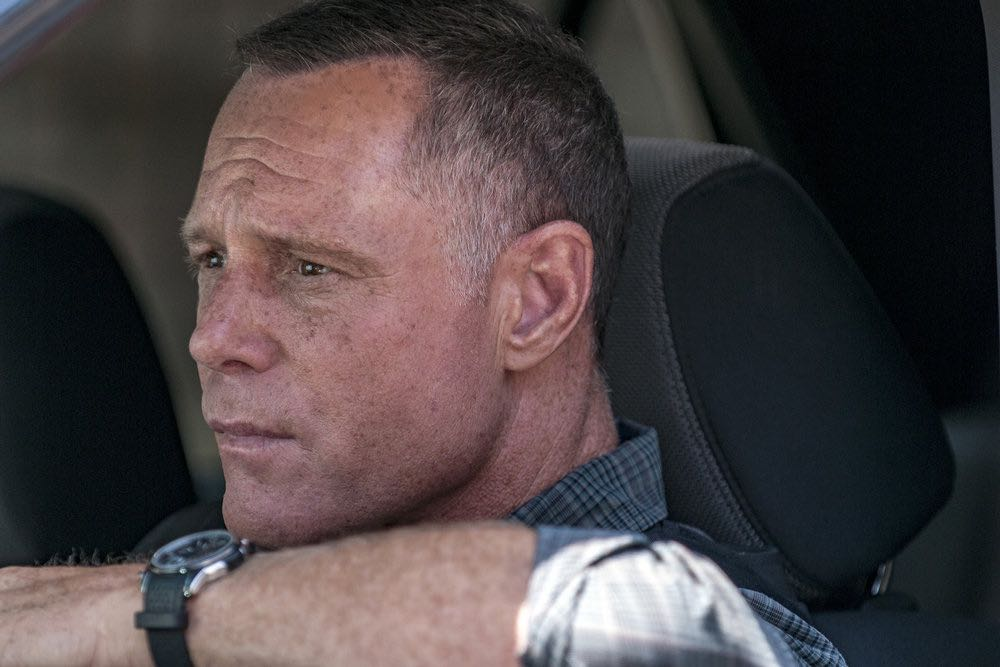 "CHICAGO P.D. -- ""The Silos"" Episode 401 -- Pictured: Jason Beghe as Hank Voight -- (Photo by: Matt Dinerstein/NBC)"