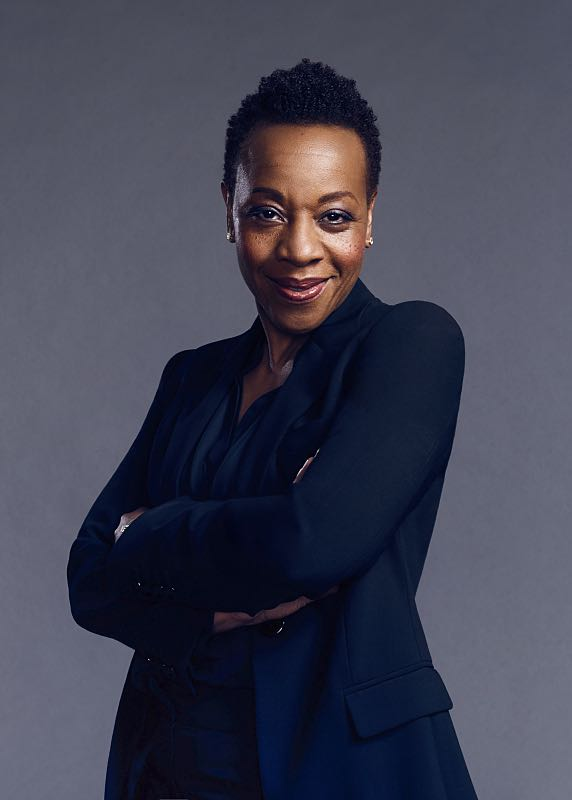 Marianne Jean-Baptiste as Deputy Chief Joy Lockhart -- CBS pilot TRAINING DAY. TRAINING DAY is a crime drama that begins 15 years after the events of the feature film, starring Bill Paxton as Frank Rourke, a hardened, morally ambiguous detective for the LAPD, and Justin Cornwell as Kyle Craig, a young, idealistic officer tapped to go undercover as his trainee and spy on him. TRAINING DAY will air during the 2016-2017 season on the CBS Television Network. Photo: Smallz & Raskind/Warner Bros. Entertainment Inc. © 2016 WBEI. All rights reserved.