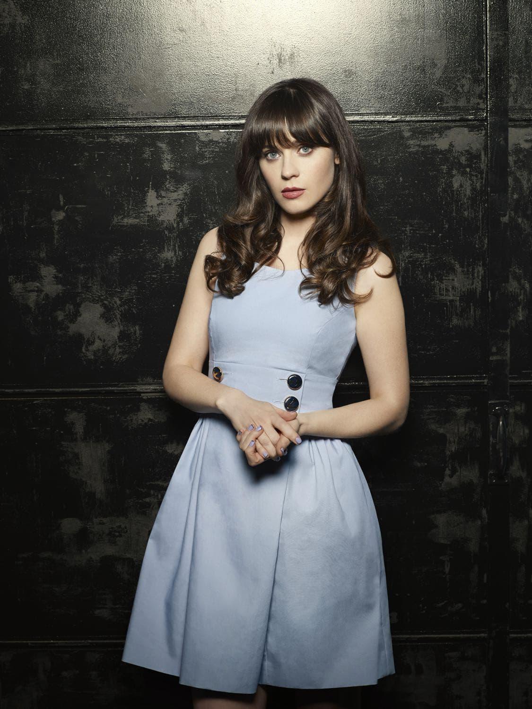 NEW GIRL: Zooey Deschanel returns as Jess. NEW GIRL premieres Tuesday, Sept. 20 (8:30-9:00 PM ET/PT) on FOX.