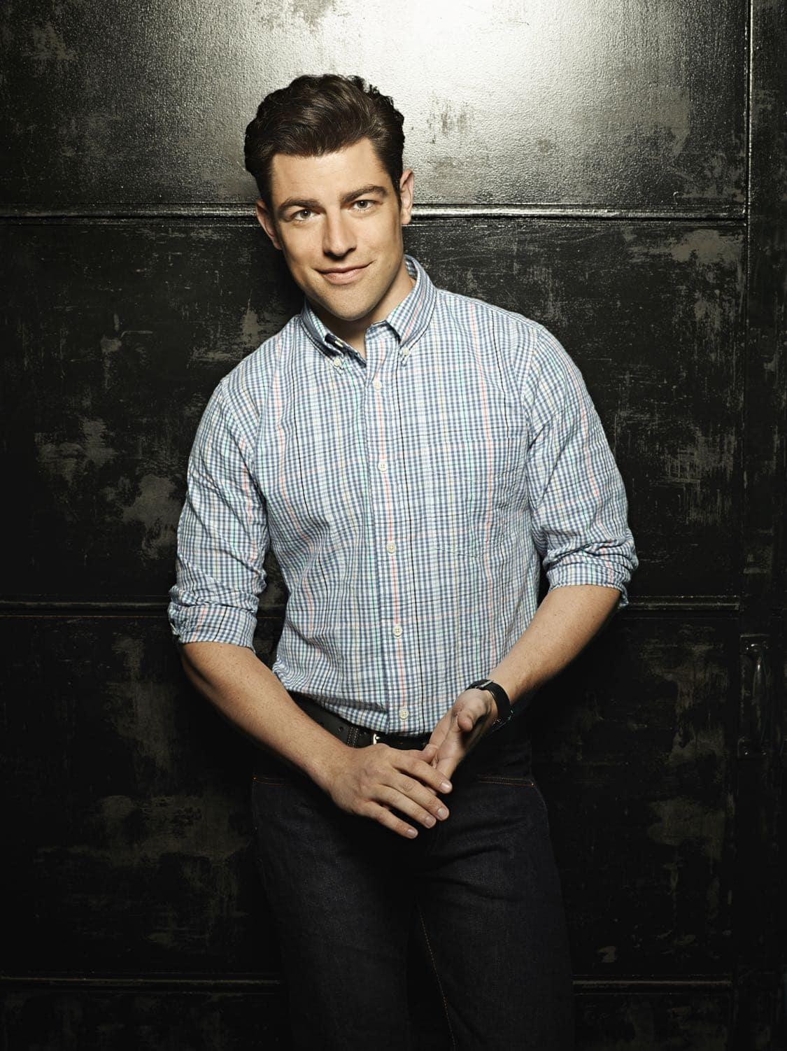 NEW GIRL: Max Greenfield returns as Schmidt. NEW GIRL premieres Tuesday, Sept. 20 (8:30-9:00 PM ET/PT) on FOX.