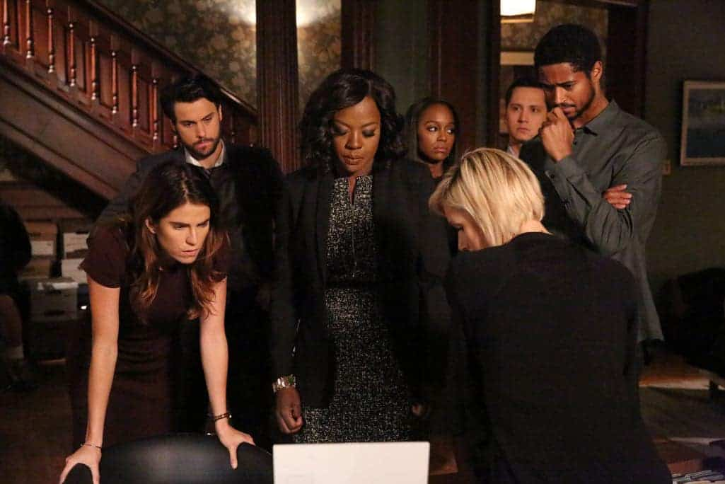 HOW TO GET AWAY WITH MURDER Season 3 Episode 7 Photos Call It Mothers Intuition 11