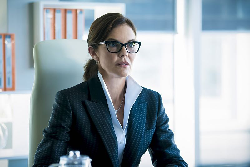 "The Flash -- ""Monster"" -- Image FLA305b_0131b2.jpg -- Pictured: Susan Walters as Dr. Tannhauser -- Photo: Katie Yu/The CW -- © 2016 The CW Network, LLC. All rights reserved."