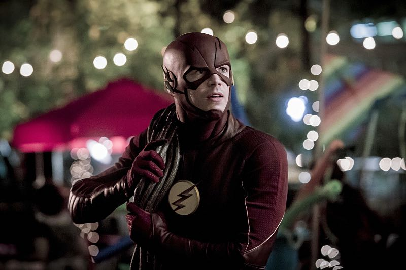 "The Flash -- ""Monster"" -- Image FLA305a_0151b.jpg -- Pictured: Grant Gustin as The Flash -- Photo: Katie Yu/The CW -- © 2016 The CW Network, LLC. All rights reserved."