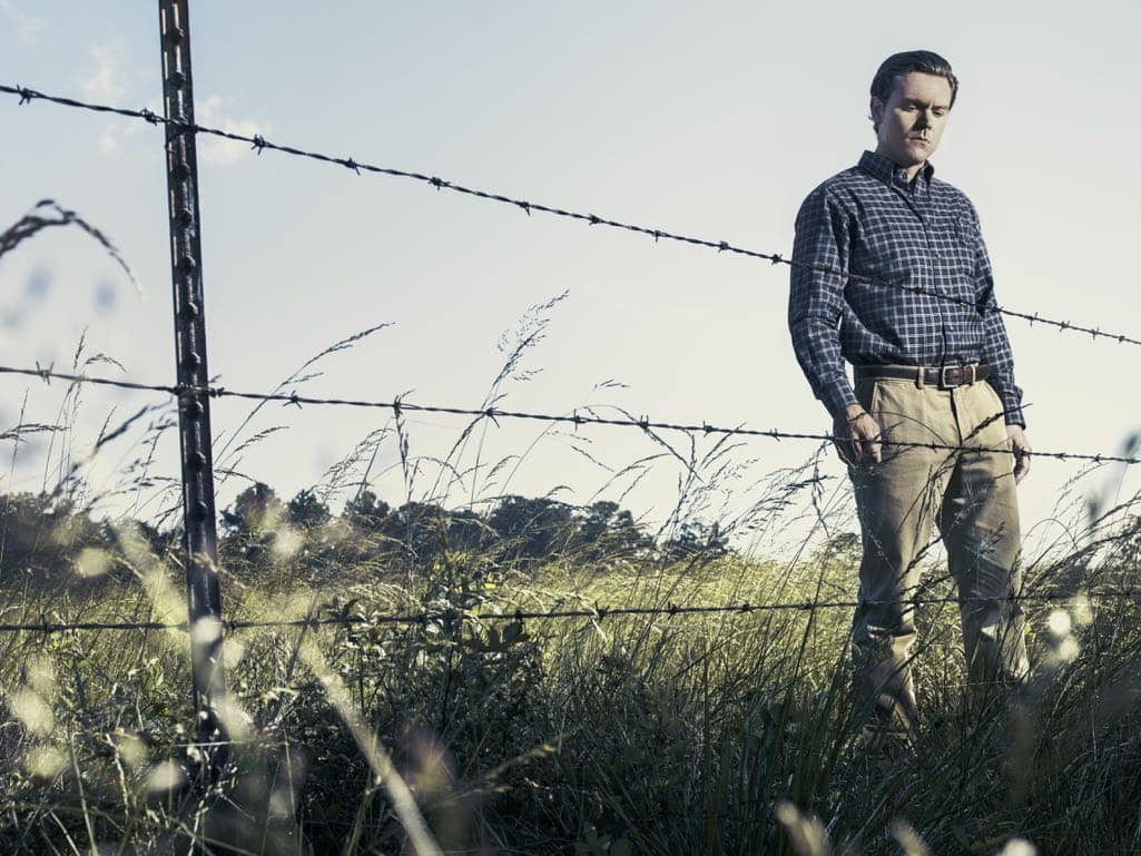 Clayne Crawford as Ted Talbot Jr. - Rectify _ Season 4, Gallery - Photo Credit: James Minchin/Sundance TV
