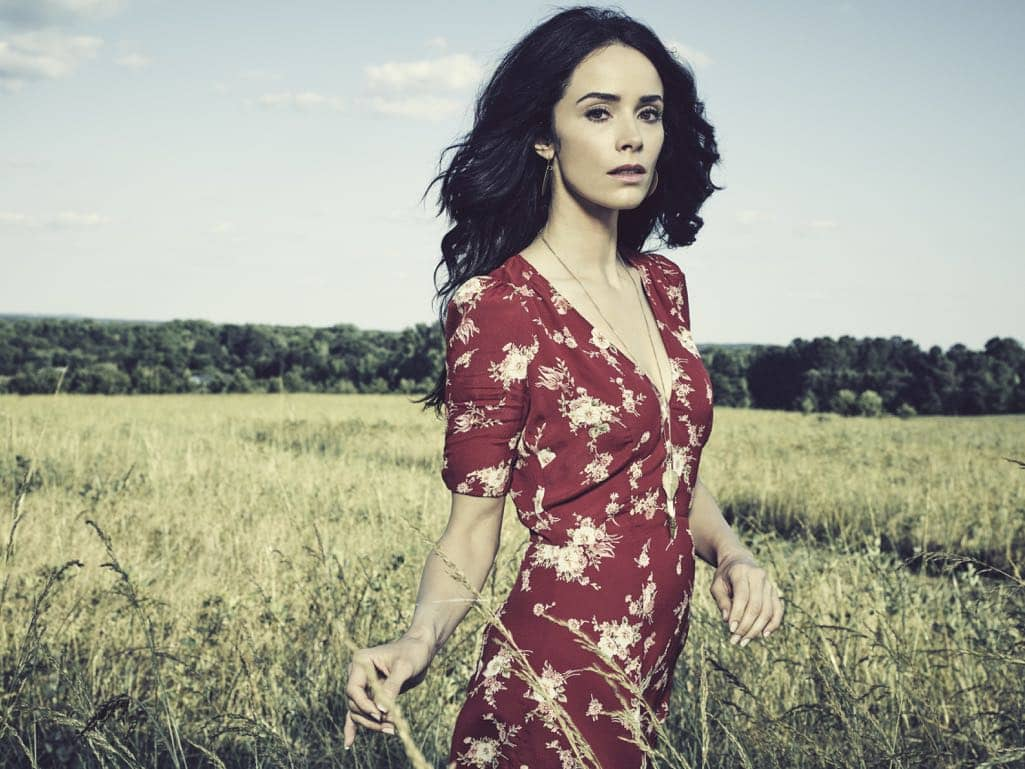 Abigail Spencer as Amantha Holden - Rectify _ Season 4, Gallery - Photo Credit: James Minchin/Sundance TV