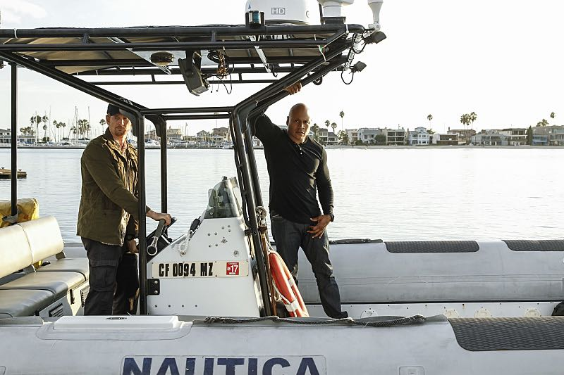 """Crazy Train"" -- Pictured: LL COOL J (Special Agent Sam Hanna). Callen goes undercover as a patient in a mental health hospital to search for an NSA agent who disappeared while tracking an ISIS cell trying to cross the Mexican border, on NCIS: LOS ANGELES, Sunday, Nov. 6 (8:30-9:30 PM, ET/8:00-9:00 PM,PT), on the CBS Television Network. Photo: Robert Voets/CBS ©2016 CBS Broadcasting, Inc. All Rights Reserved"
