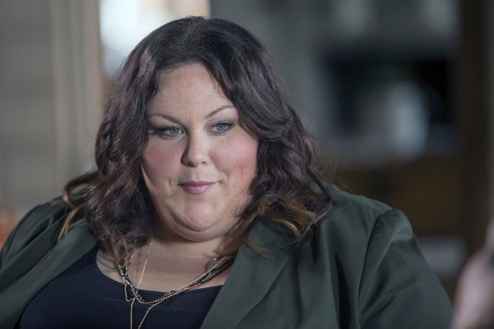 "THIS IS US -- ""Career Days"" Episode 106 -- Pictured: Chrissy Metz as Kate -- (Photo by: Ron Batzdorff/NBC)"