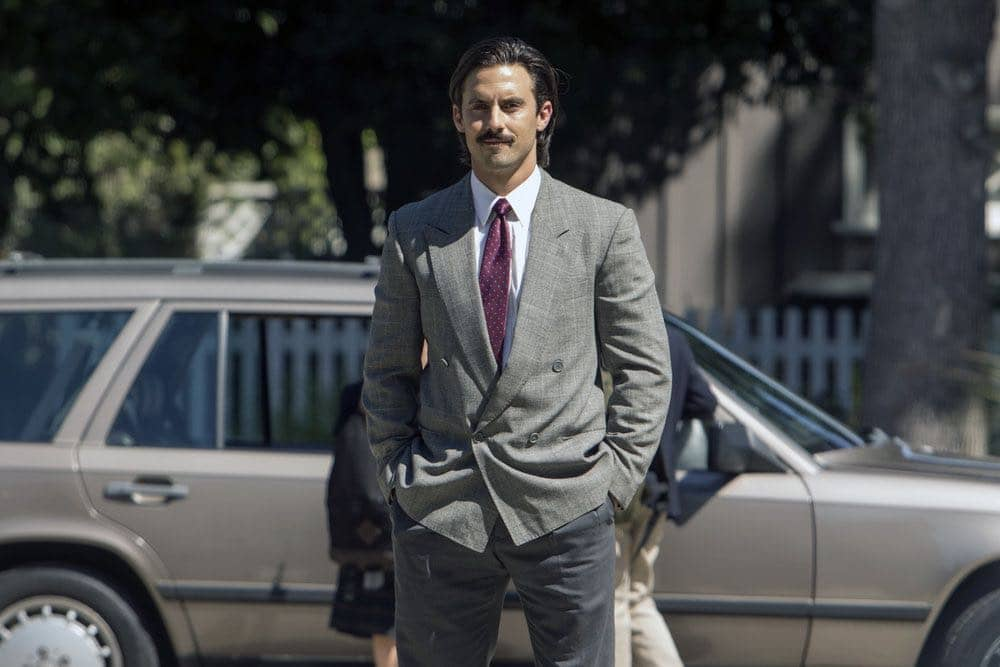 "THIS IS US -- ""Career Days"" Episode 106 -- Pictured: Milo Ventimiglia as Jack -- (Photo by: Ron Batzdorff/NBC)"
