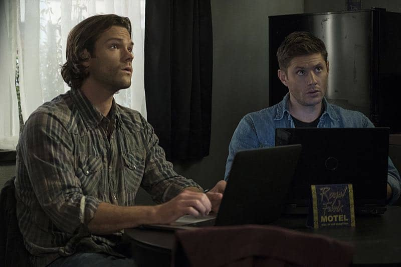 SUPERNATURAL Season 12 Episode 3 Photos The Foundry 04
