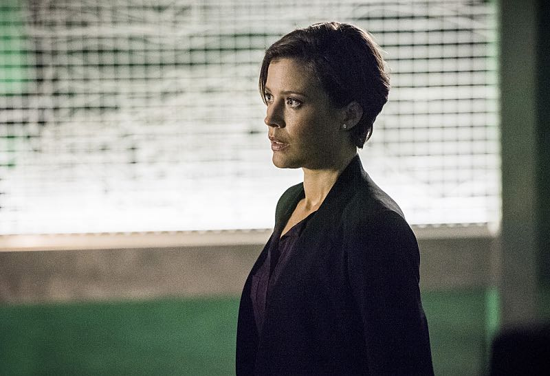 "Arrow -- ""Penance"" -- Image AR504b_0336b.jpg --- Pictured: Audrey Marie Anderson as Lyla Michaels -- Photo: Dean Buscher/The CW -- © 2016 The CW Network, LLC. All Rights Reserved."