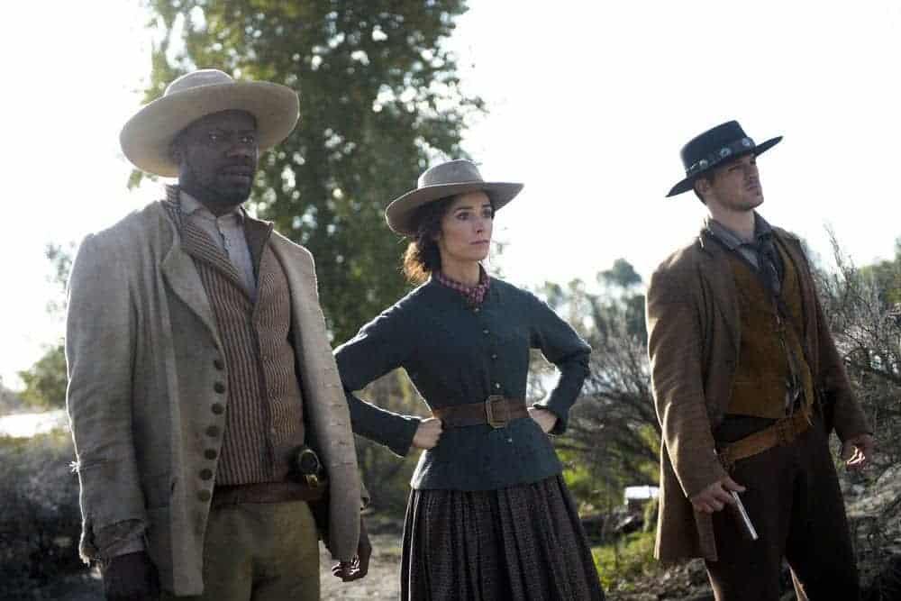 TIMELESS Season 1 Episode 5 Photos The Alamo 17