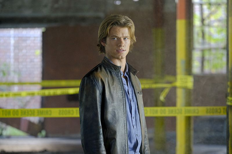 """Wrench"" -- Using only a wrench and rope, MacGyver must diffuse a bomb set near the United Nations by his old nemesis, ""The Ghost"" (Niko Nicotera), a notorious criminal whose work killed his mentor, and track him down before he strikes again, on MACGYVER, Friday, Oct. 28 (8:00-9:00 PM, ET/PT) on the CBS Television Network. Pictured: Lucas Till. Photo: Guy D'Alema/CBS ©2016 CBS Broadcasting, Inc. All Rights Reserved"