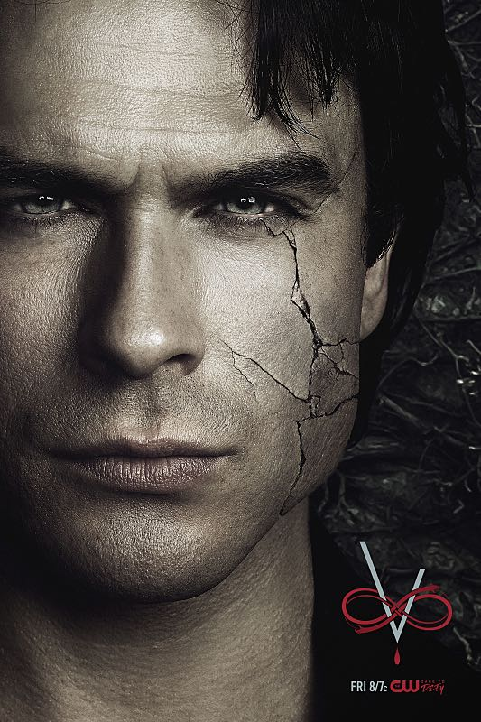 The Vampire Diaries -- Image Number: VAM_Singles_Ian.jpg -- Pictured: Ian Somerhalder as Damon -- Photo: Jordan Nuttall/The CW -- © 2016 The CW Network, LLC. All rights reserved.