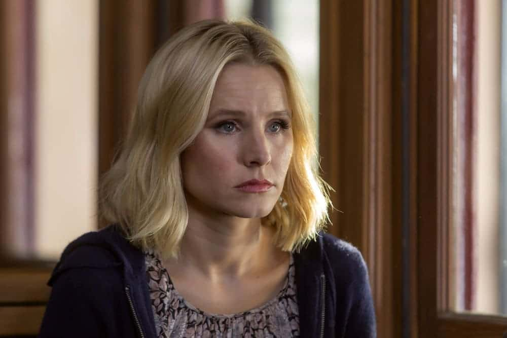 "THE GOOD PLACE -- ""Most Improved Player"" Episode 107 -- Pictured: Kristen Bell as Eleanor -- (Photo by: Ron Batzdorff/NBC)"