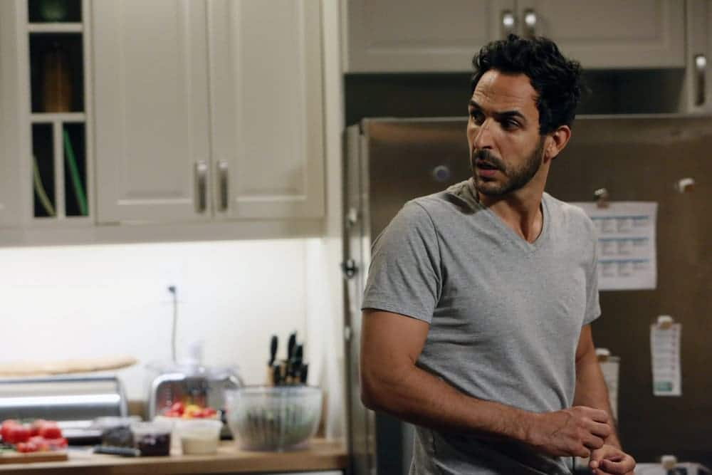 """THE BLACKLIST-- """"The Thrushes: #53"""" Episode 406 -- Pictured: Amir Arison as Aram Mojtabai -- (Photo by: Will Hart/NBC)"""