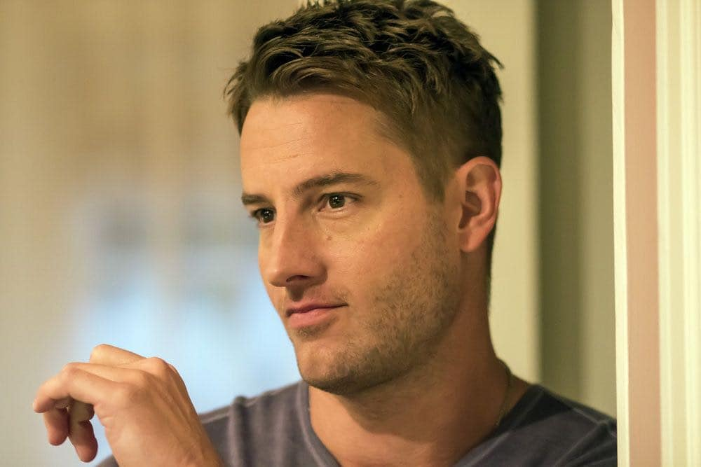 "THIS IS US -- ""The Game Plan"" Episode 105 -- Pictured: Justin Hartley as Kevin -- (Photo by: Ron Batzdorff/NBC)"