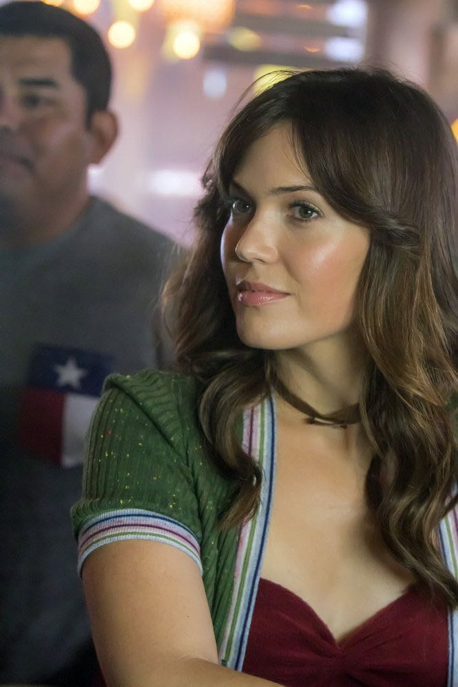 "THIS IS US -- ""The Game Plan"" Episode 105 -- Pictured: Mandy Moore as Rebecca -- (Photo by: Ron Batzdorff/NBC)"
