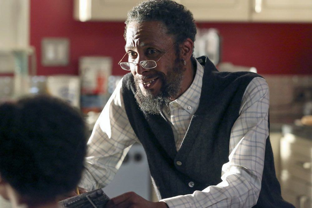 "THIS IS US -- ""The Game Plan"" Episode 105 -- Pictured: Ron Cephas jones as William -- (Photo by: Vivian Zink/NBC)"
